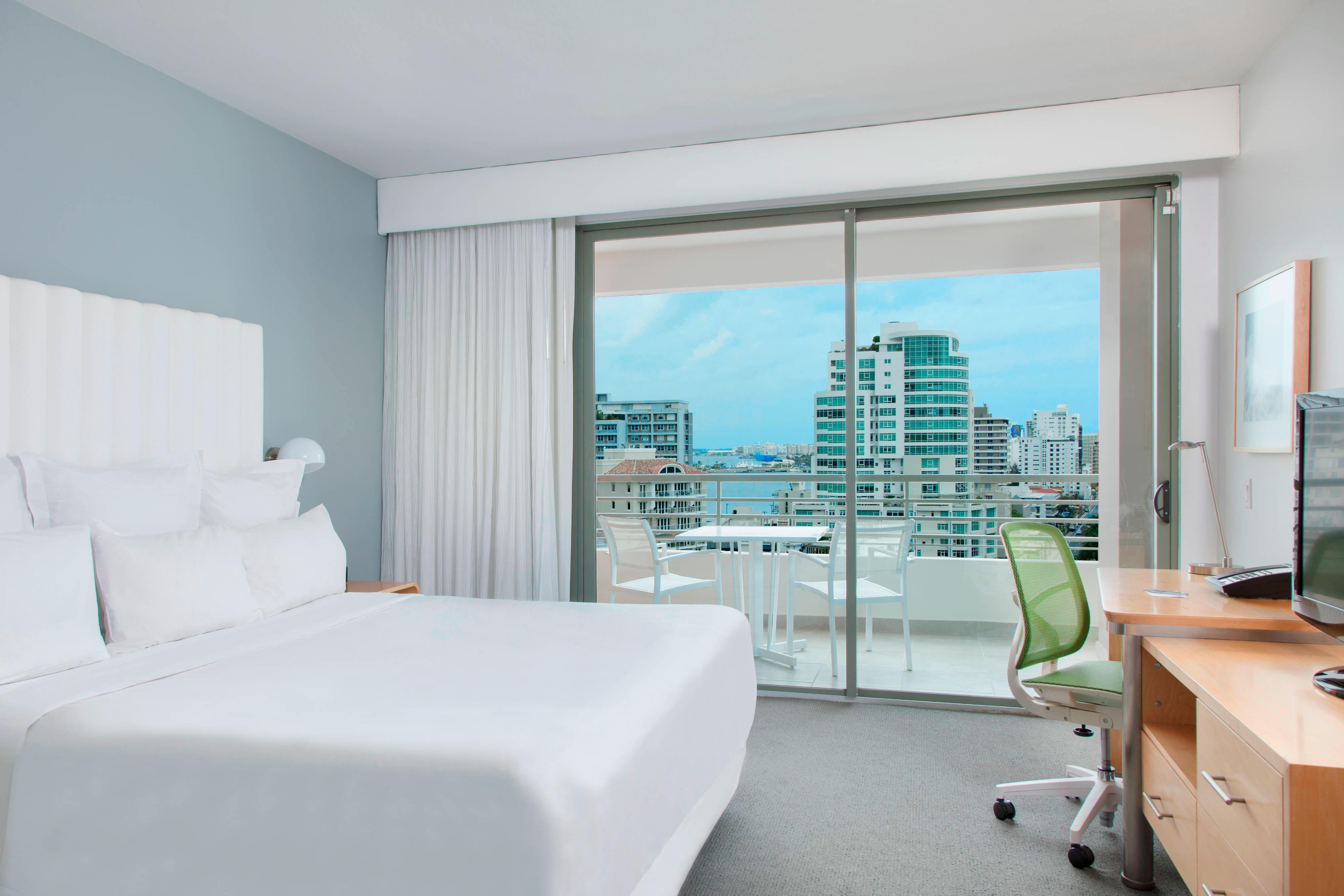 City King Guest Room
