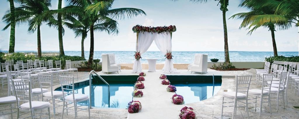 Puerto Rico Wedding Venue.San Juan Wedding Venues In Puerto Rico La Concha Renaissance San
