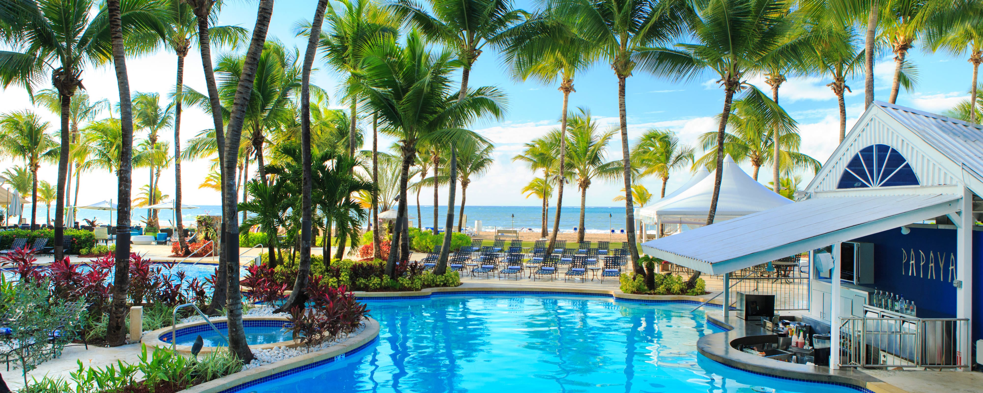 Hotels in Isla Verde PR near Beach  Courtyard Isla Verde