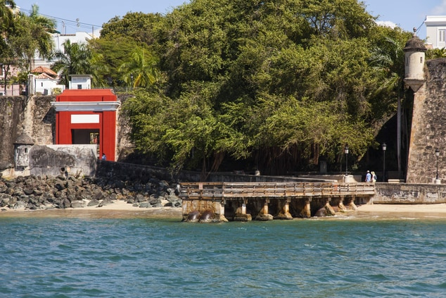 Historic Old San Juan Gate