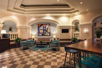 Lounge del lobby