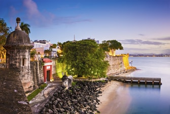 Old San Juan City Gate