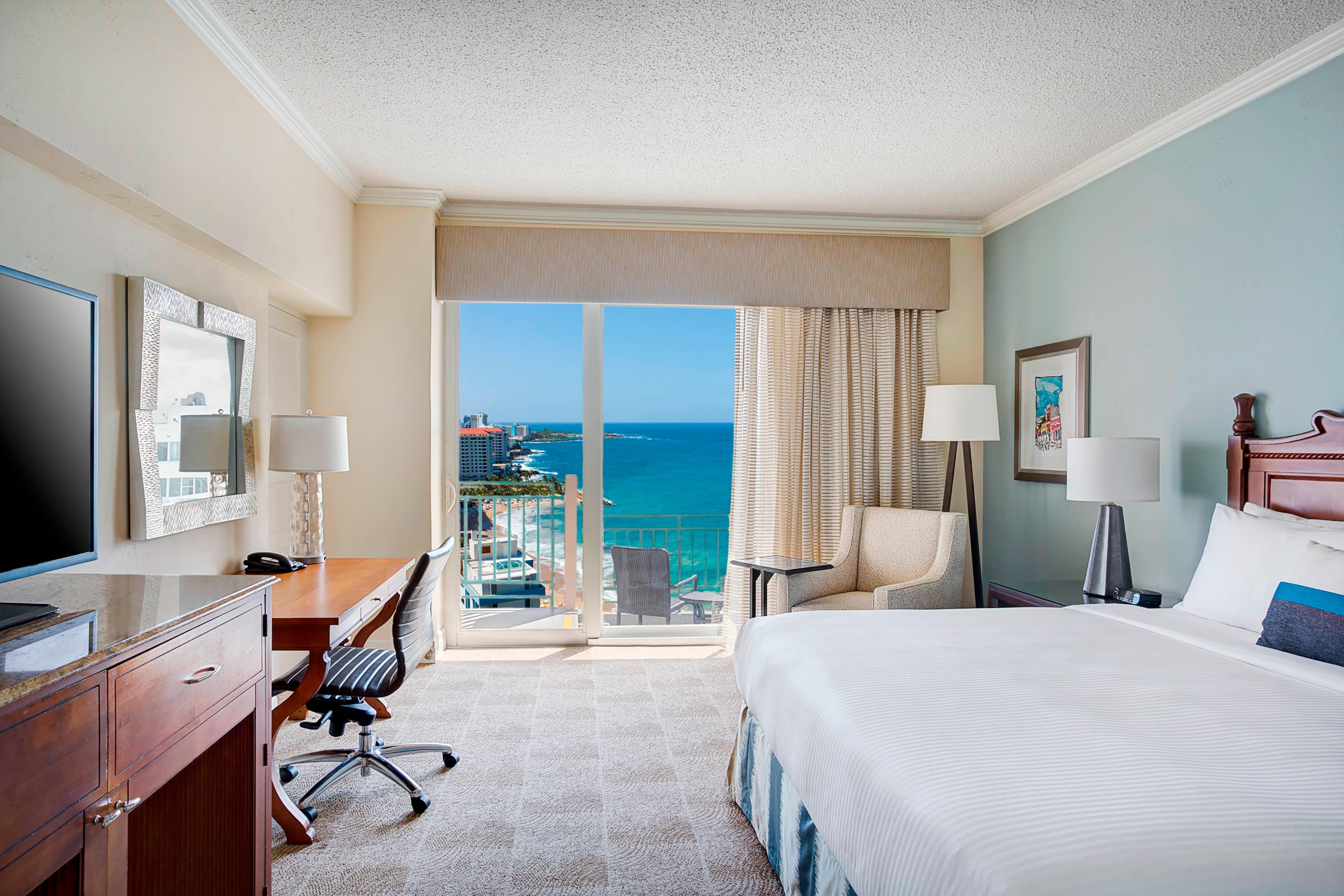 Puerto Rico Beach Resorts San Juan Marriott Resort