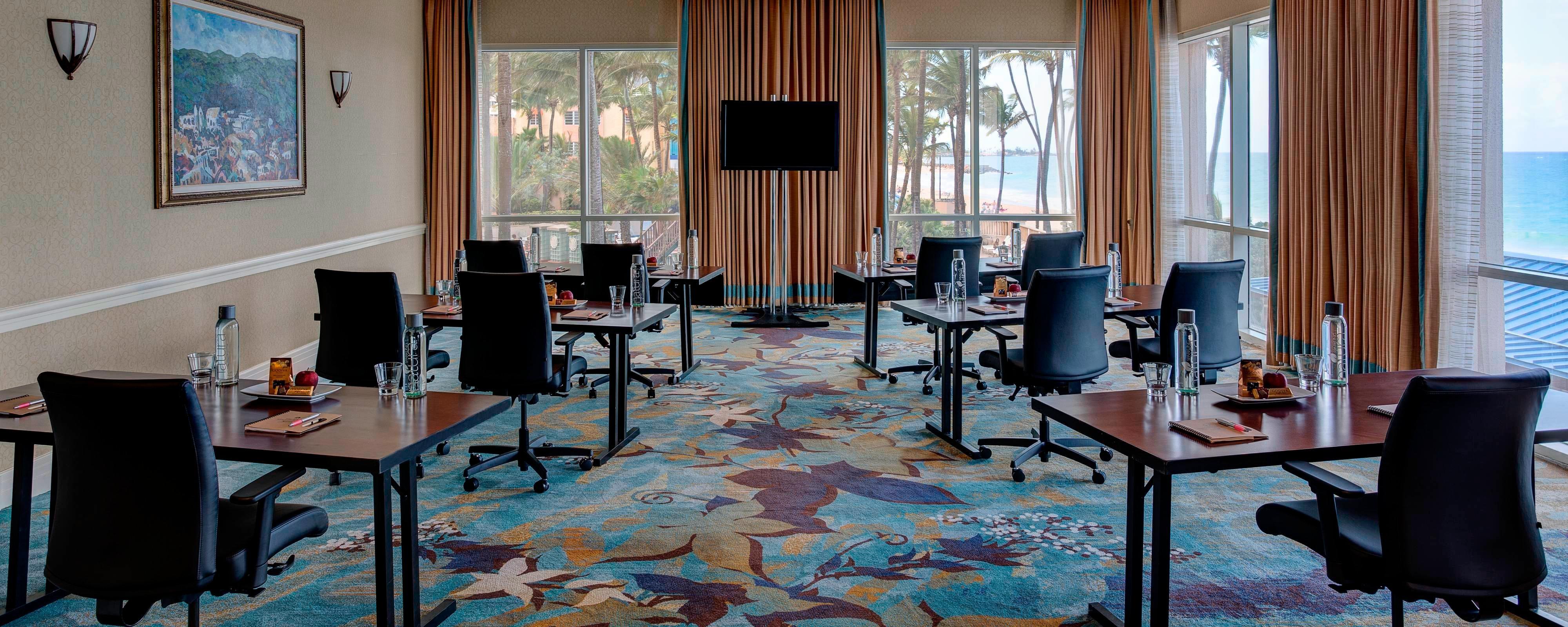 Hotels near San Juan Convention Center | San Juan Marriott