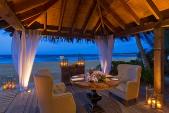 Beach Romantic Dinner