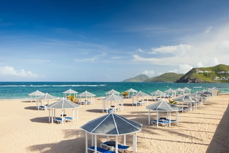St Kitts Beach