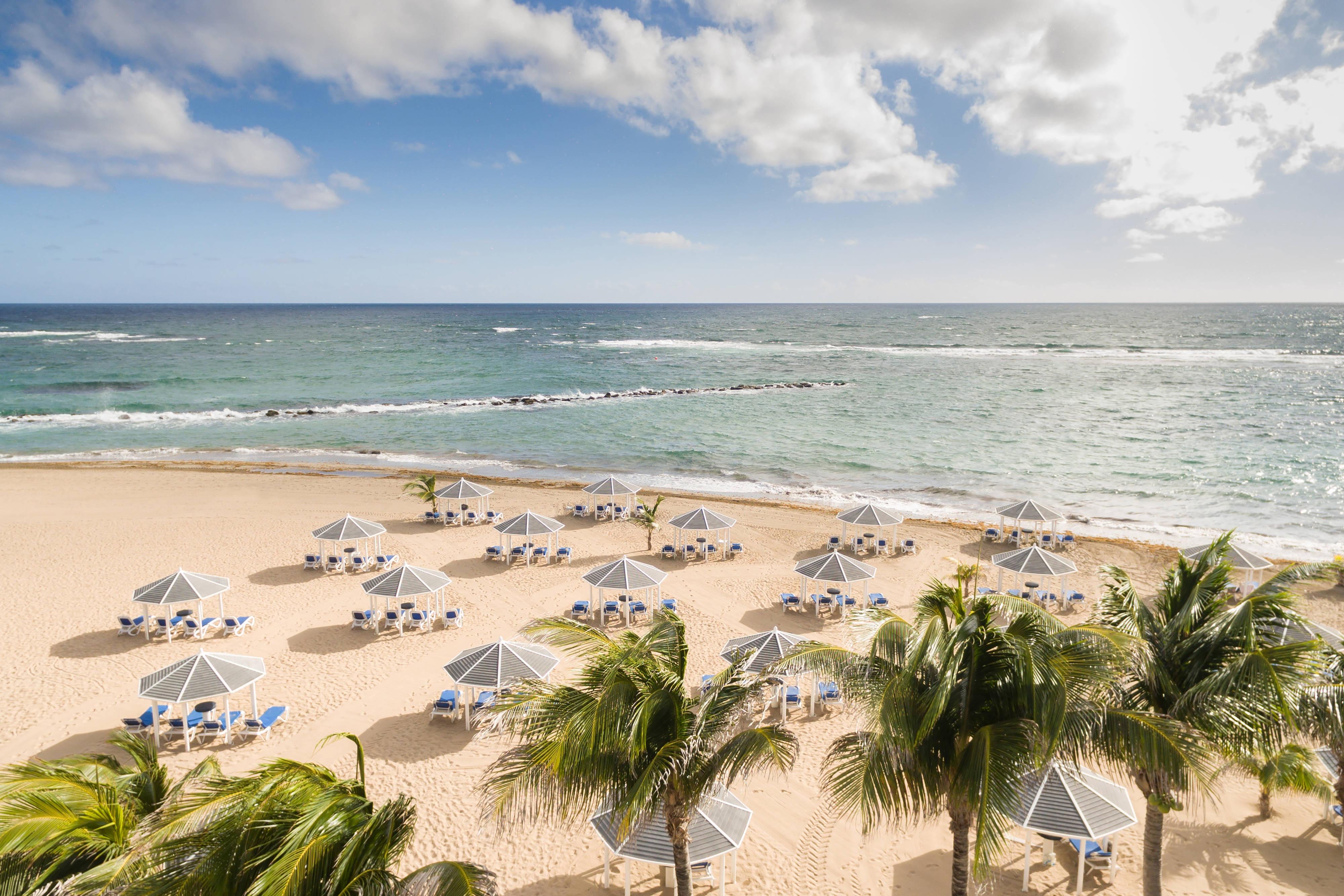 Plage du St. Kitts Marriott Resort & The Royal Beach Casino