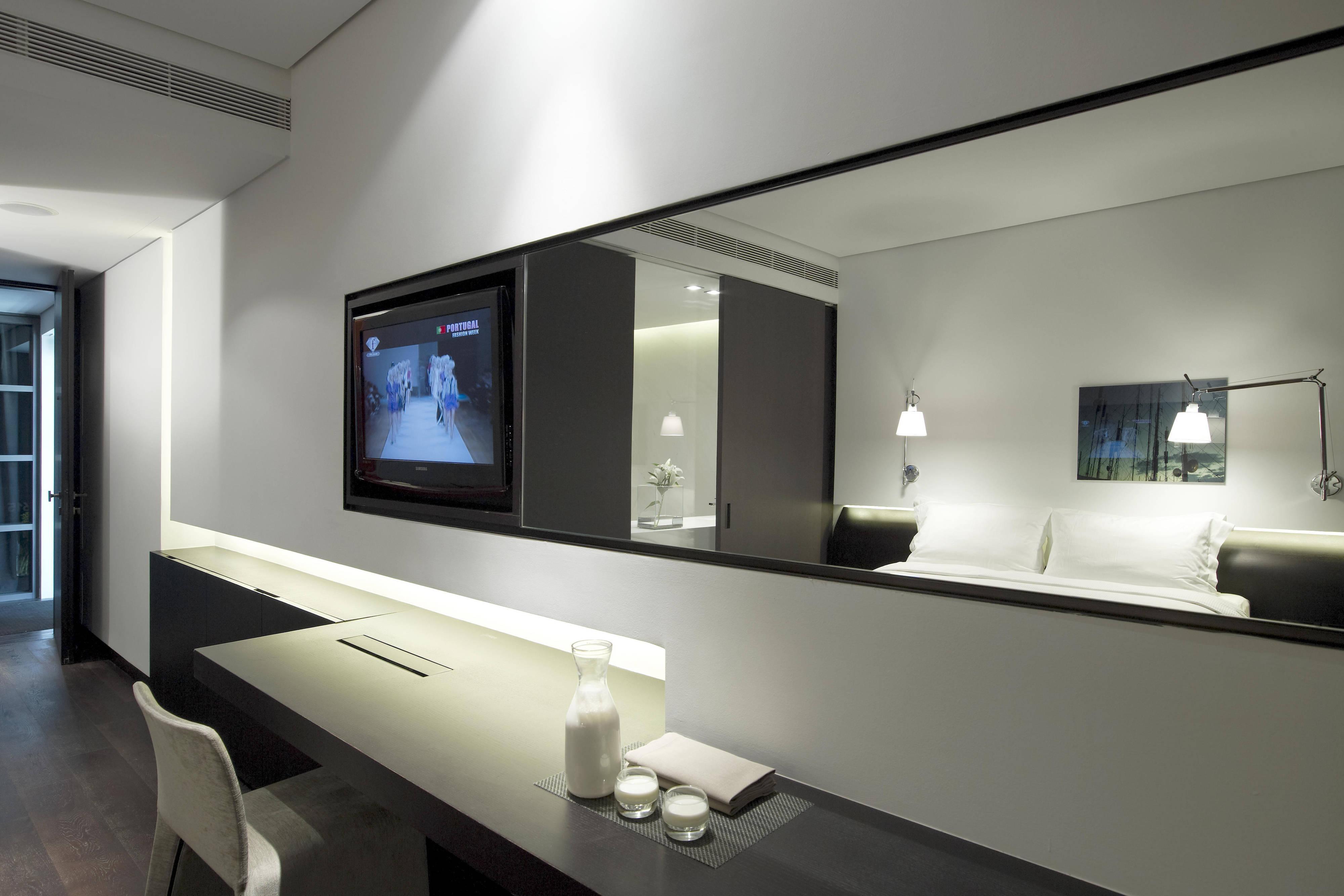 Deluxe-Zimmer– Wohnbereich