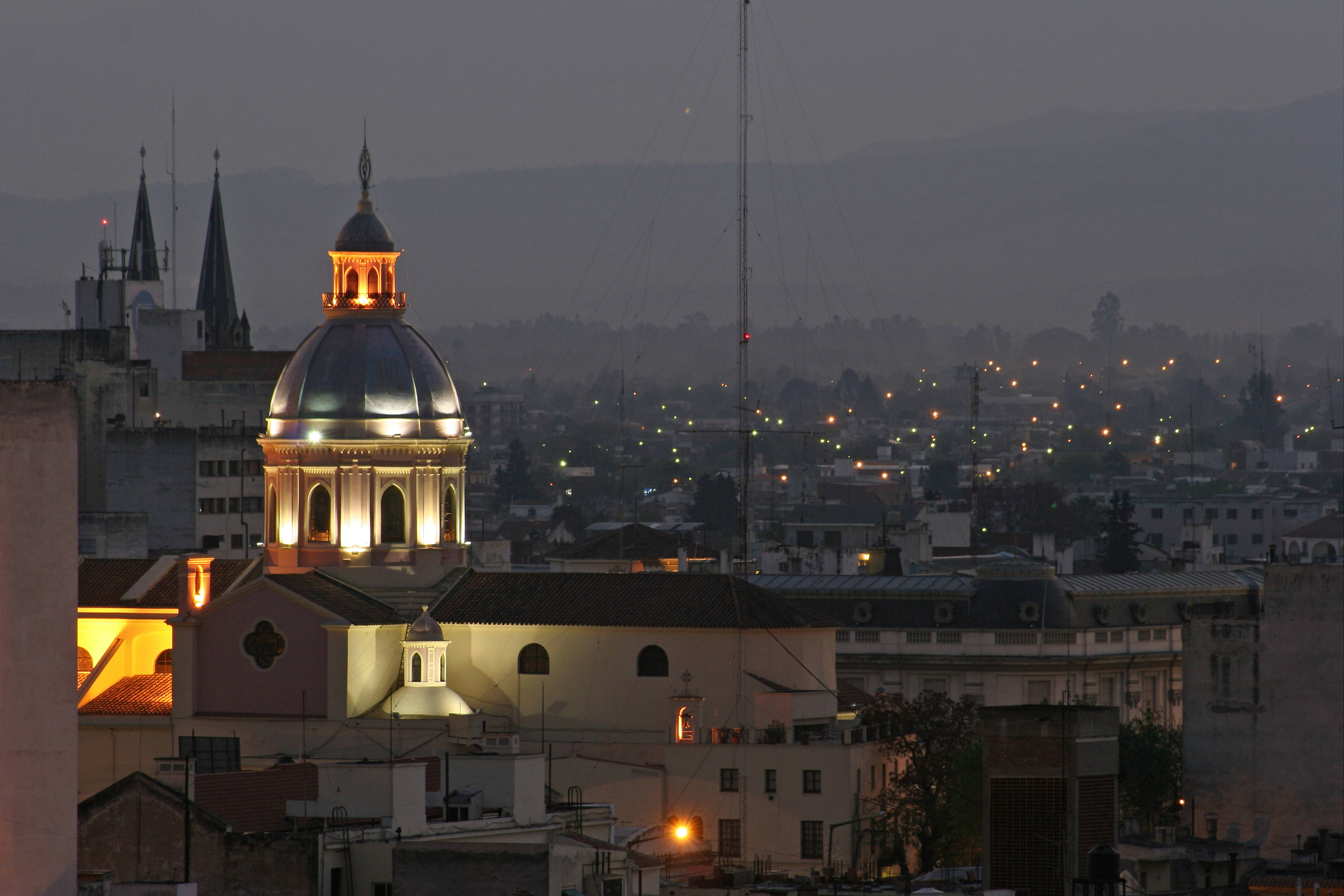 The City of Salta