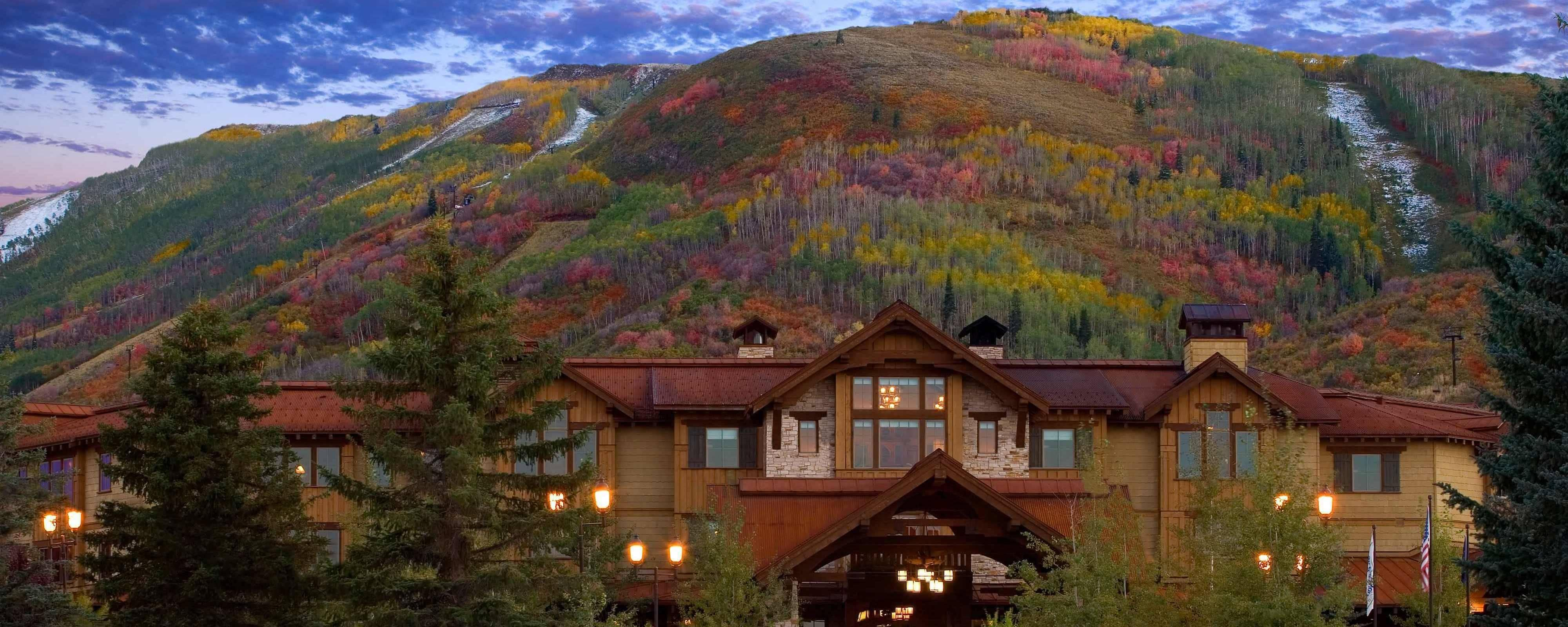 Park City Luxury Resort Hotel Autograph Collection
