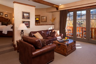 Hotel Park City Deluxe Executive Suite