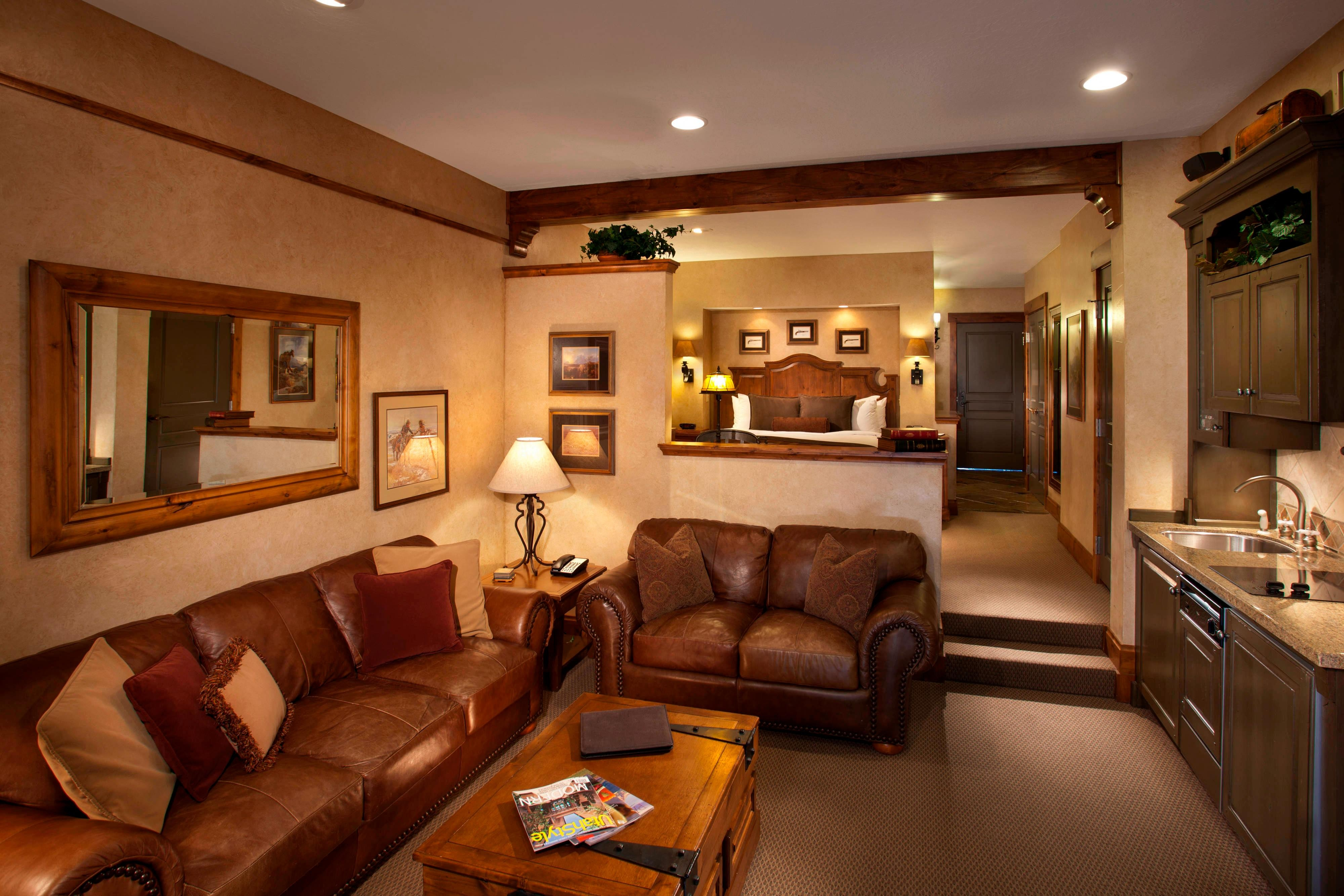 Hotel Park City Executive Suite