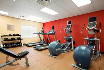 Courtyard Salt Lake City Layton - 24-Hour Fitness Room