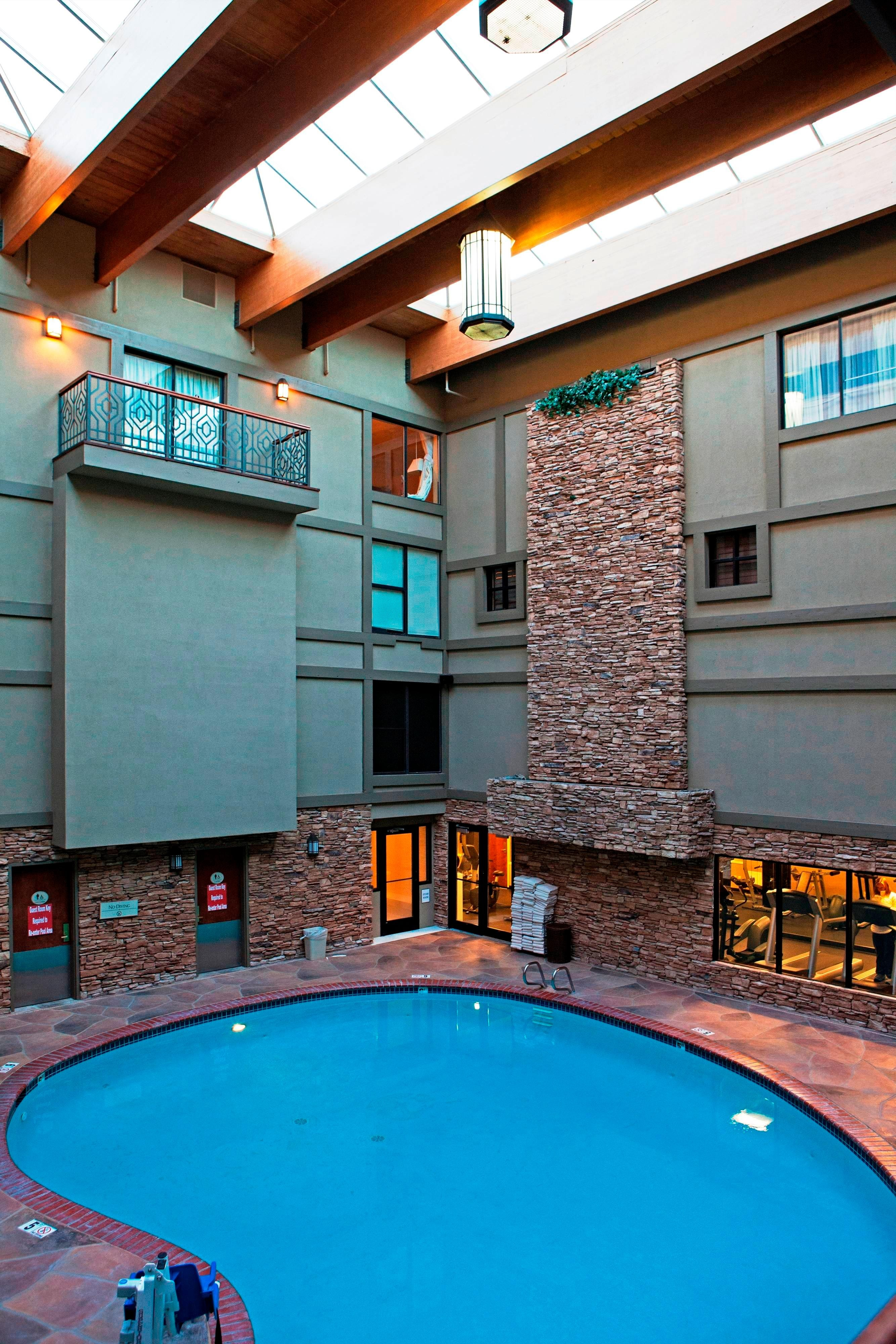 park city hotel indoor pool