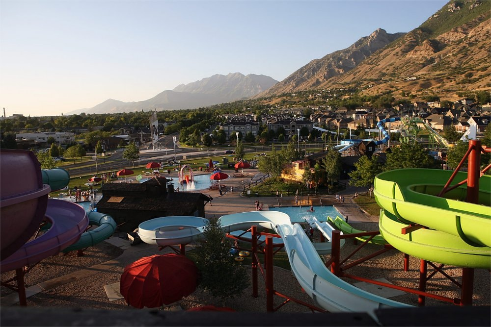 Water Park in Provo
