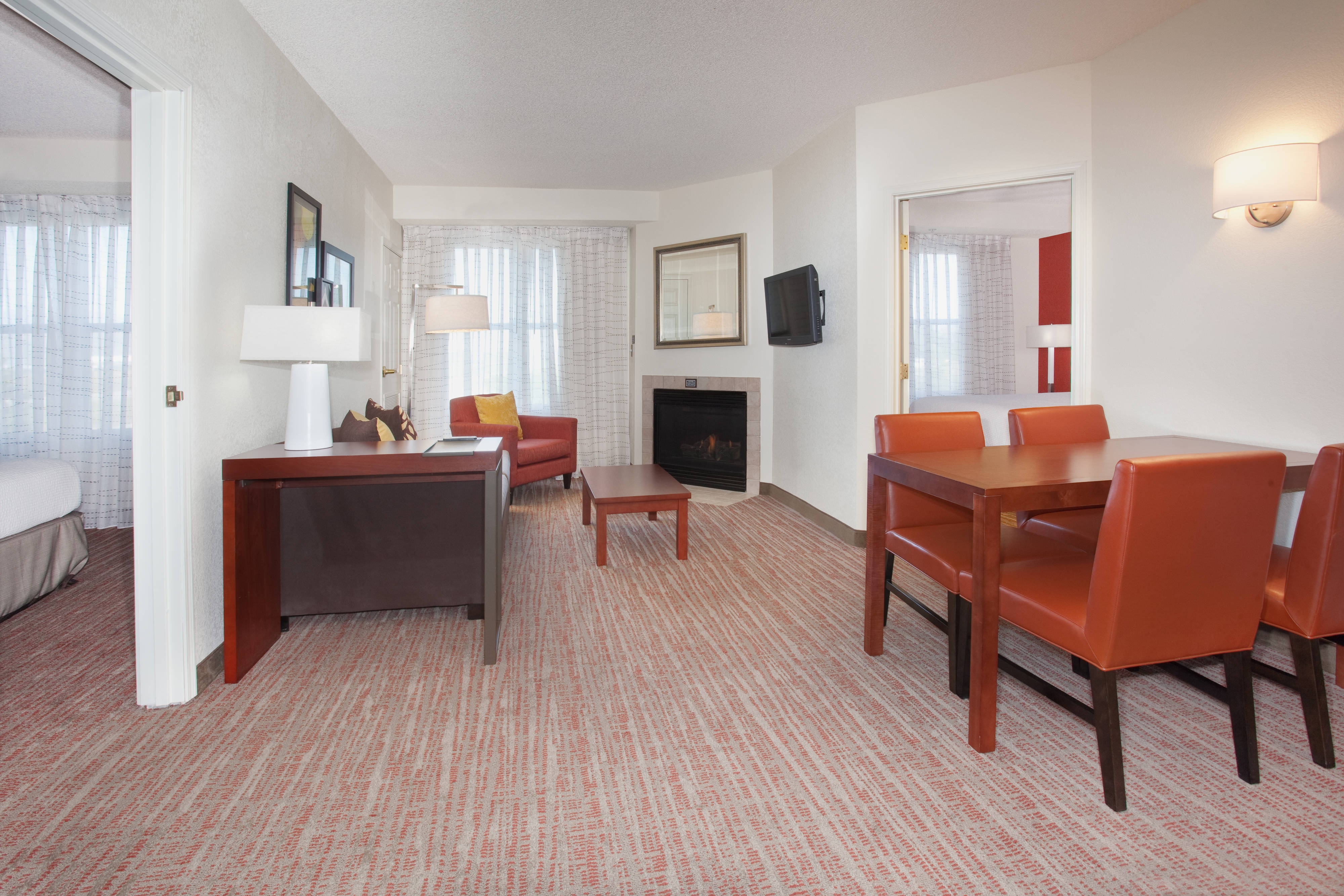 Two-Bedroom Suite – Living Area