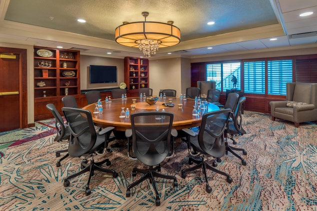 Salt Lake City Boardroom