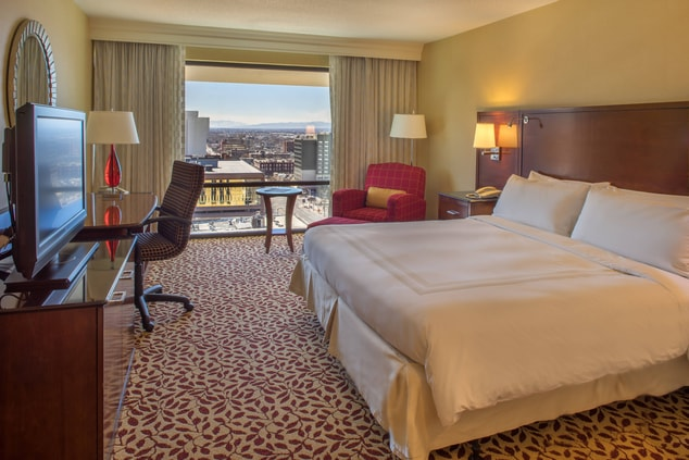 Downtown Salt Lake City King Room
