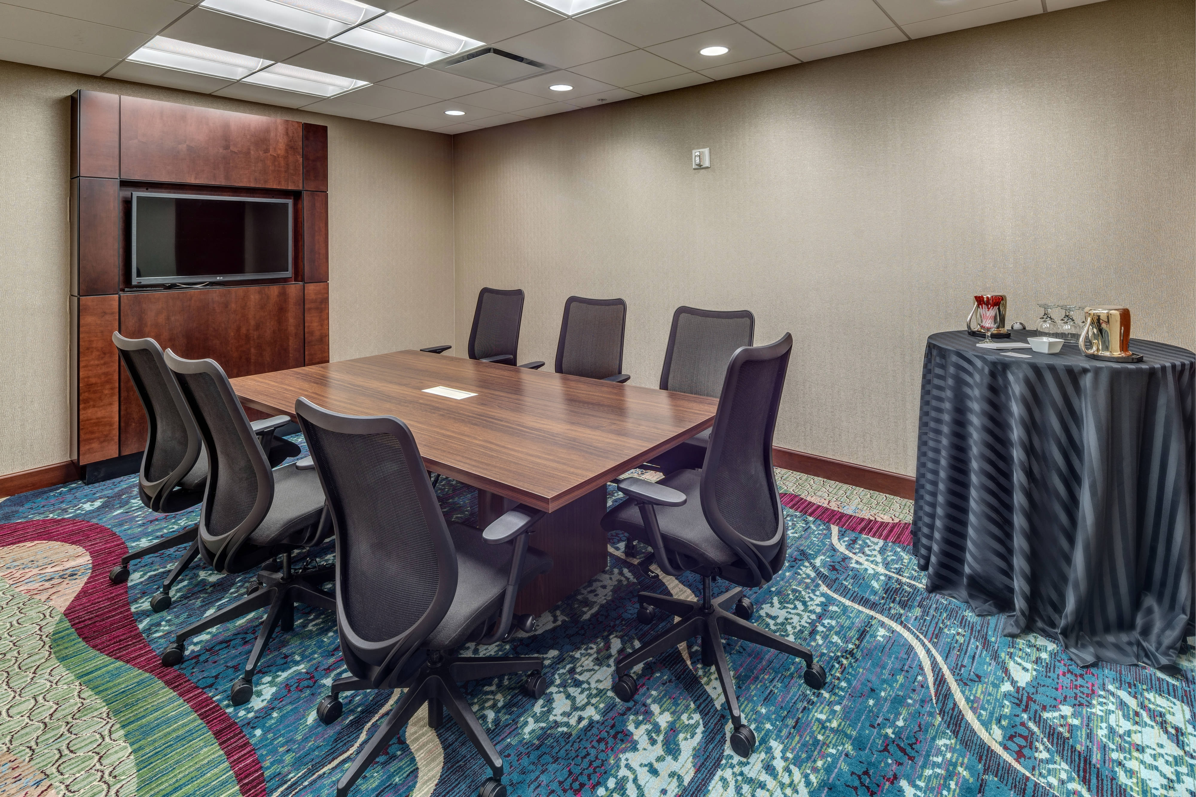SLC Meeting Rooms