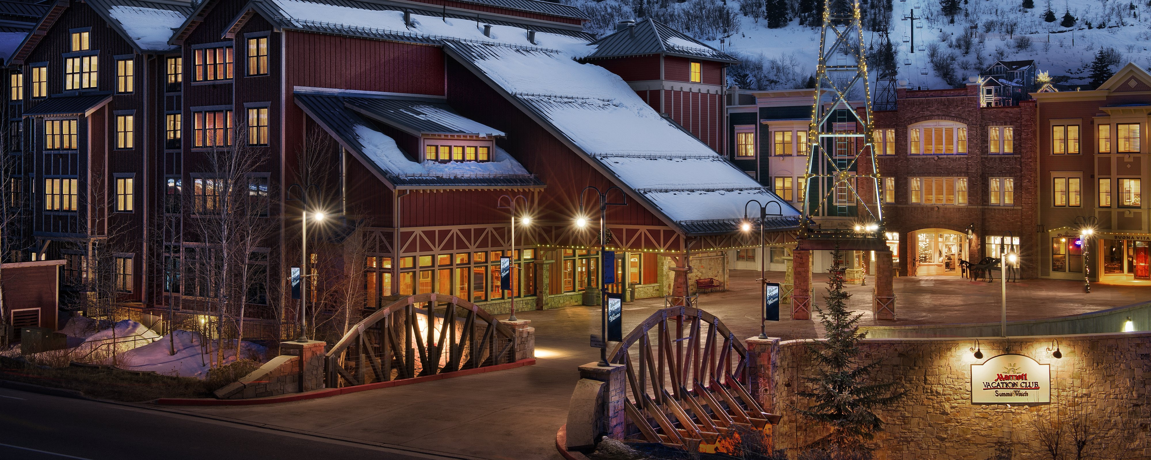 park city, utah luxury ski resort | marriott's summit watch