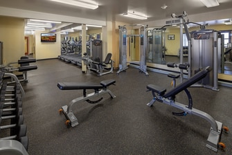 Provo Hotel Fitness Center