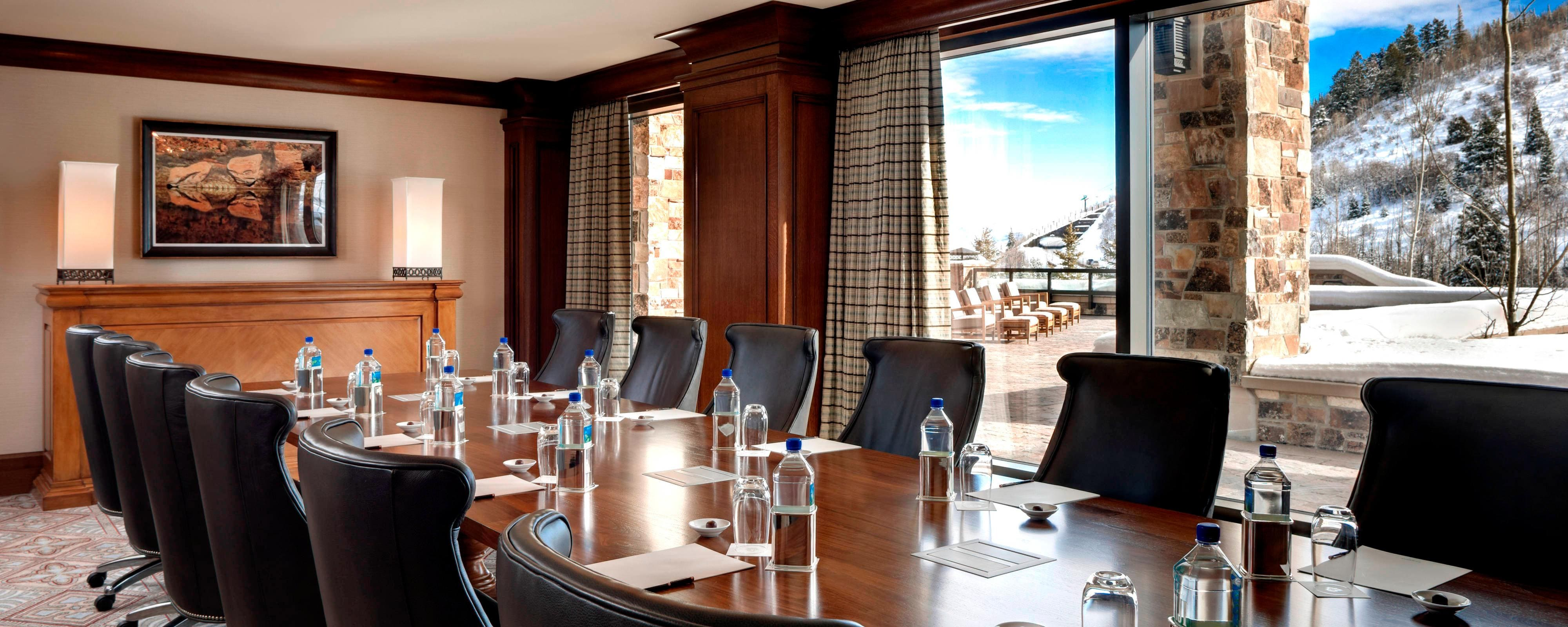 John Jacob Astor Boardroom