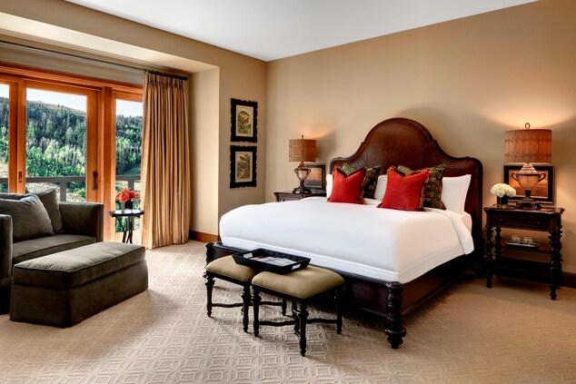 St Regis Residence Master Bedroom