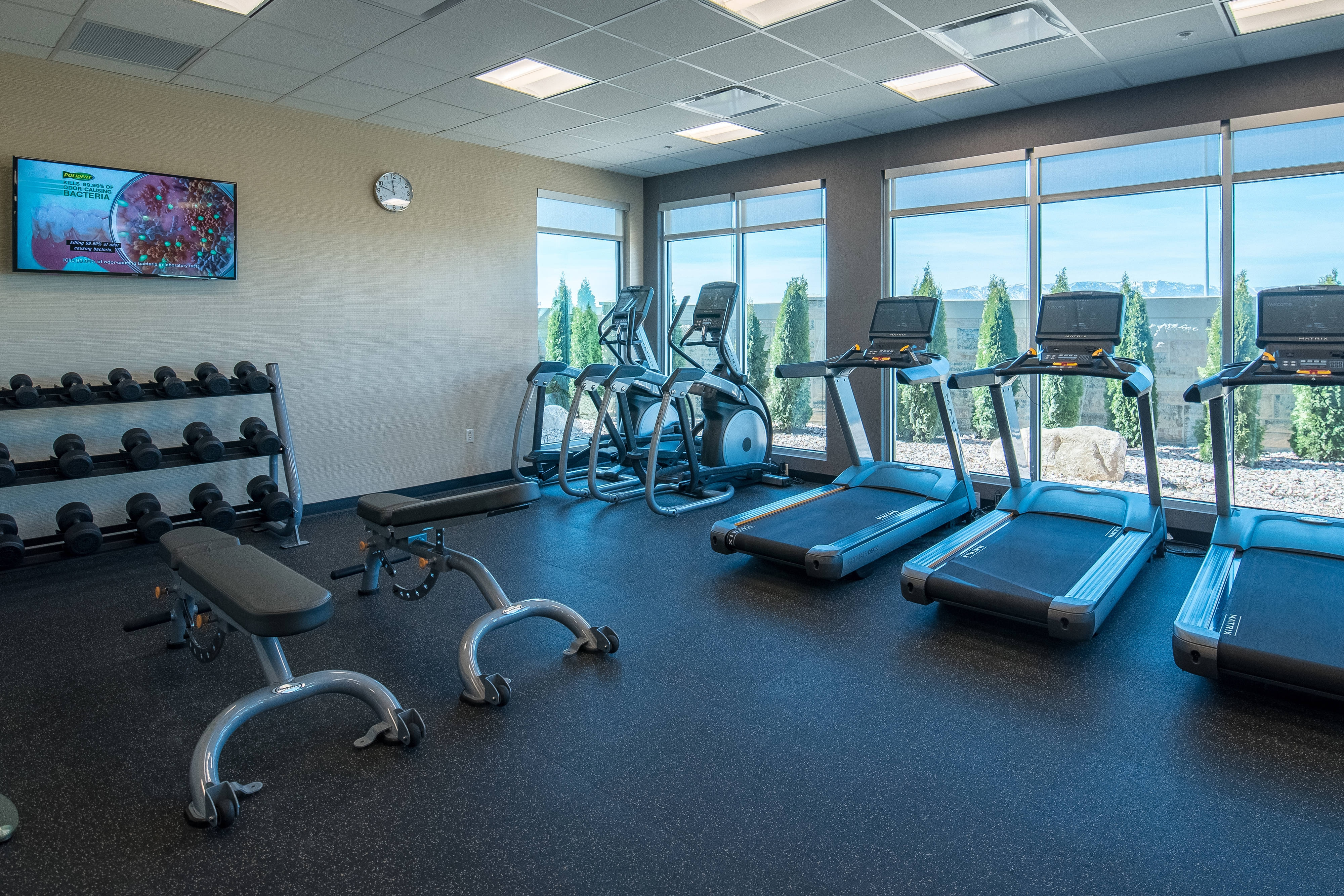 Orem Utah Hotels with Fitness Room