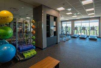Provo hotels with Fitness Center