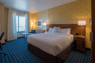 Utah County Hotel Rooms near BYU