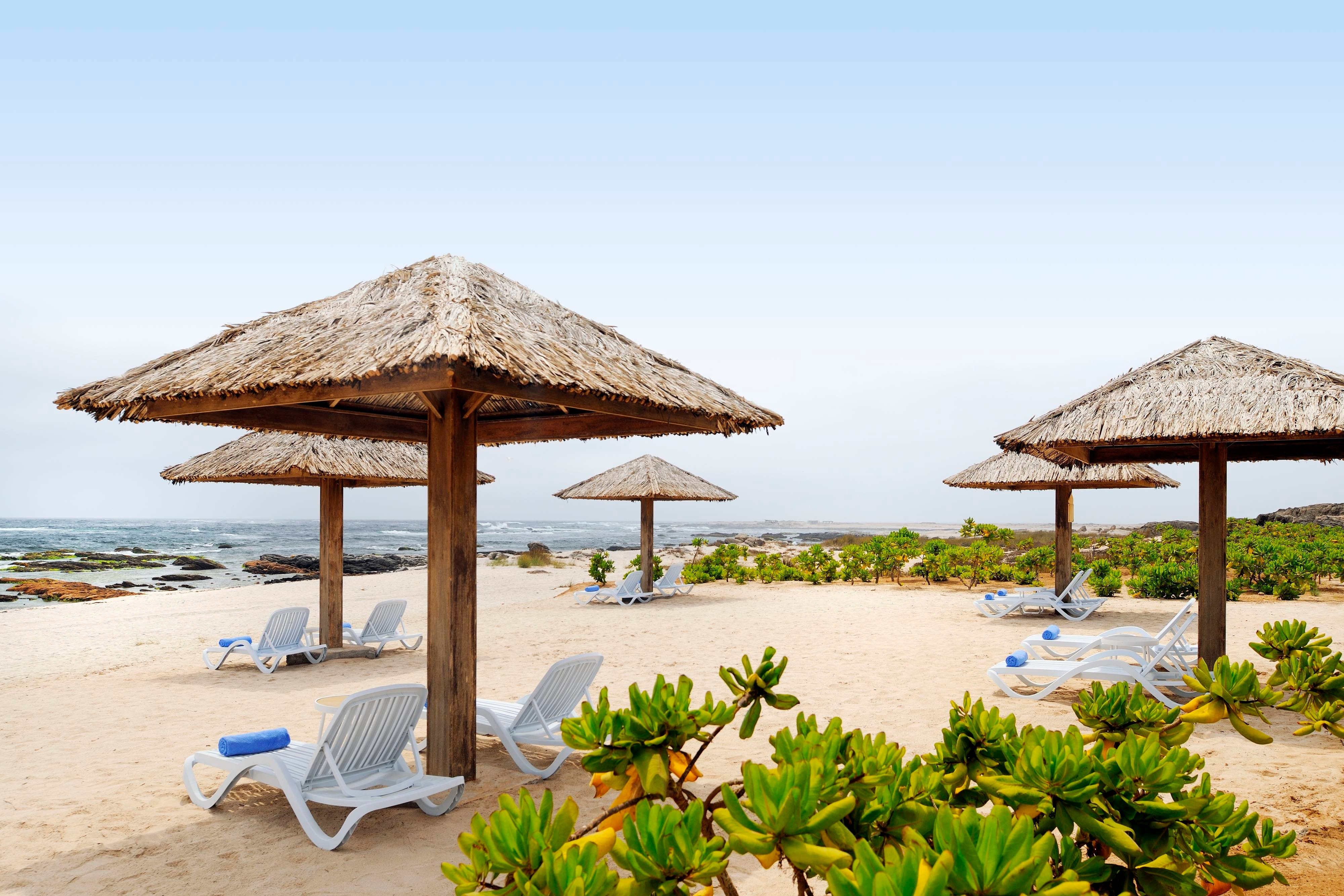 Marriott Salalah Hotel Beach