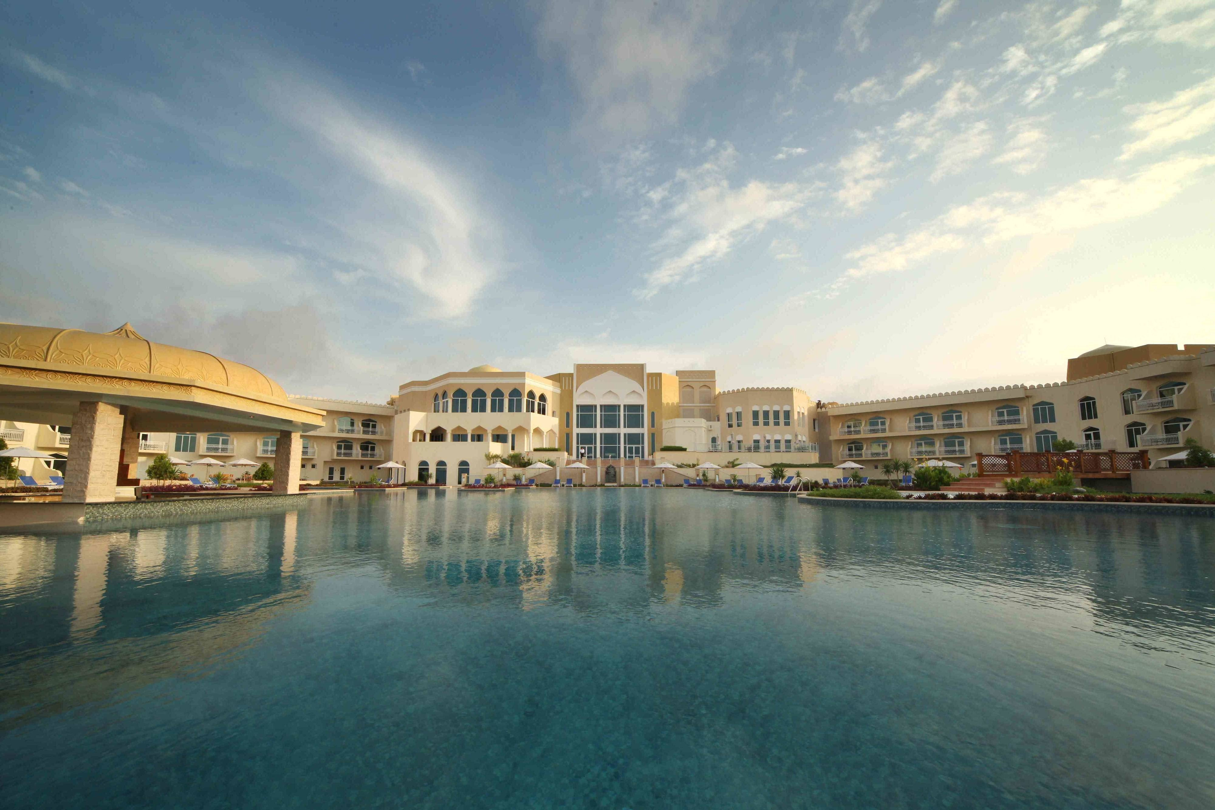 Salalah Marriott Resort Exterior