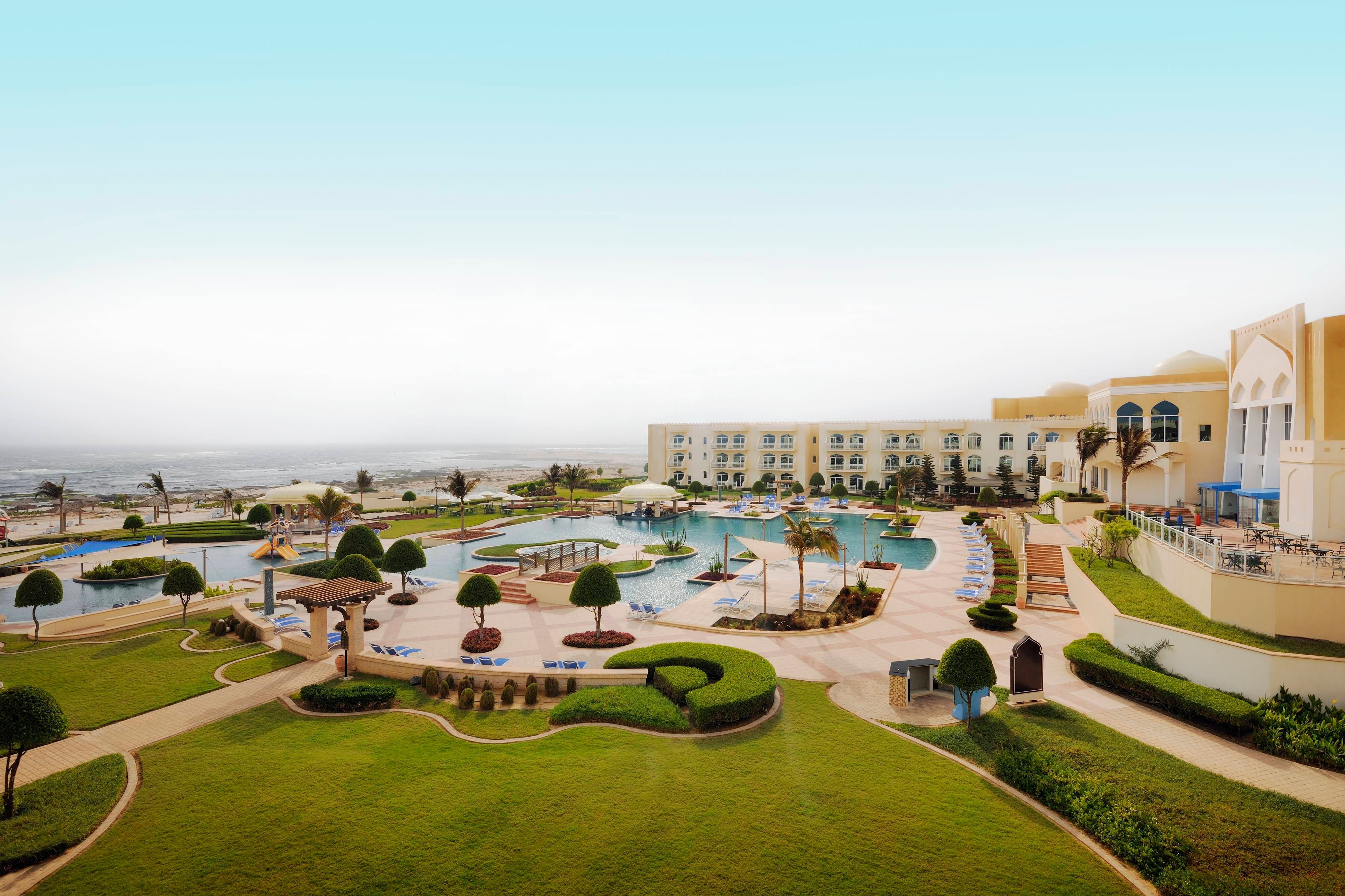 Salalah Marriott Resort Pool