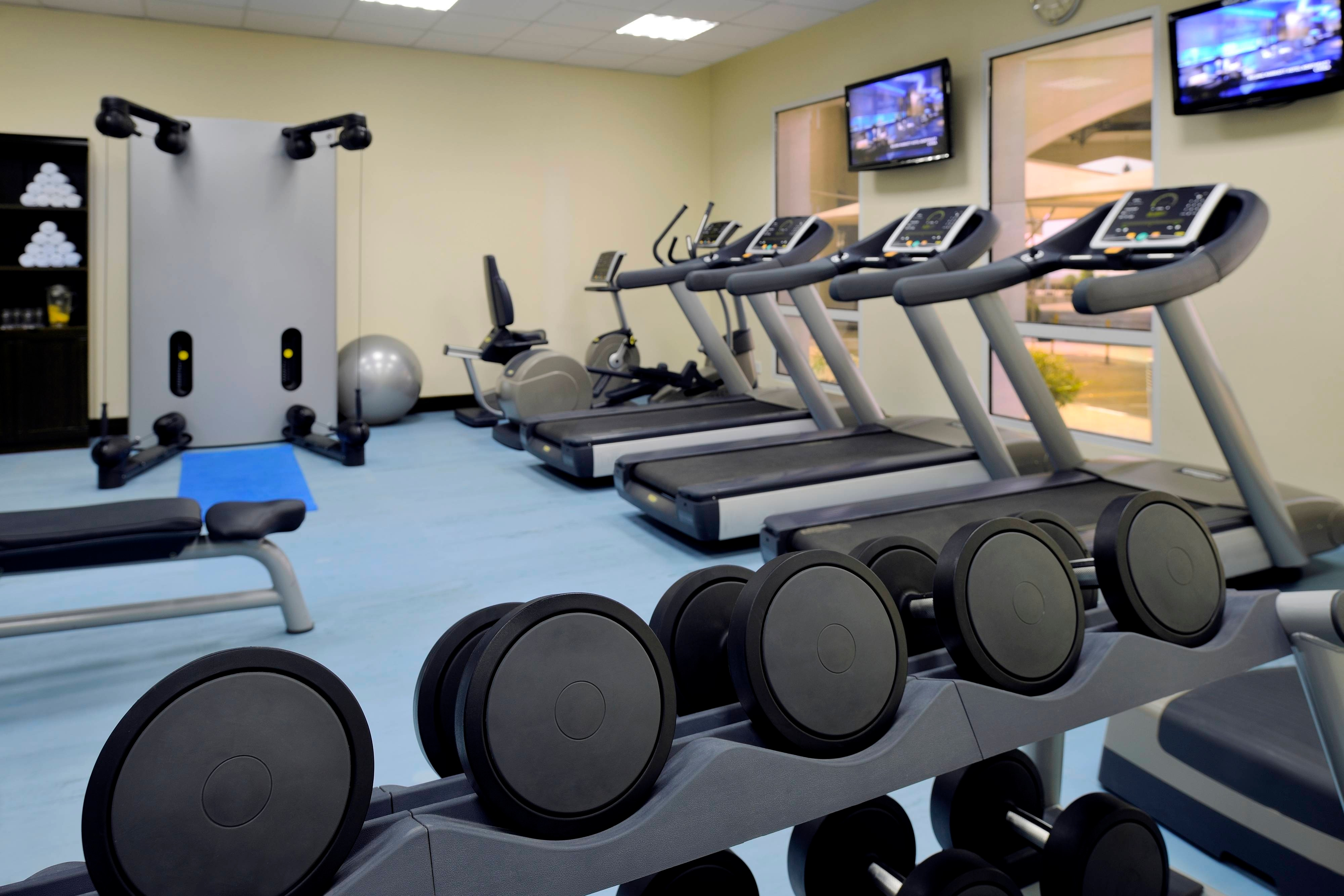Salalah Hotel Fitness Center