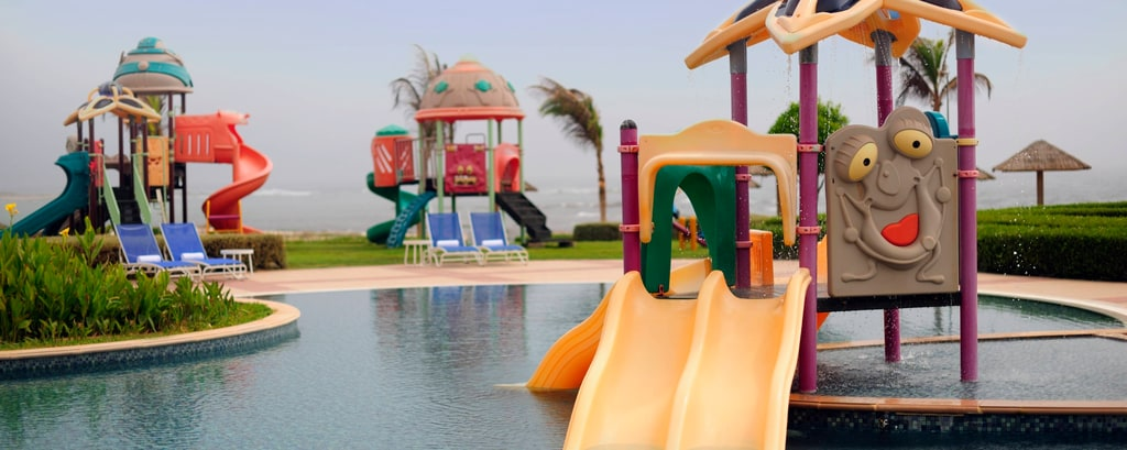 Salalah Marriott Hotel Pool