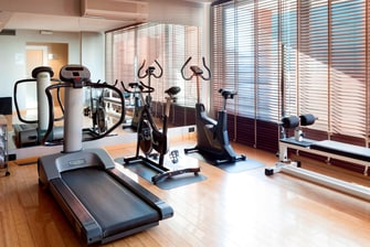 Gym- Hotel in Zamora