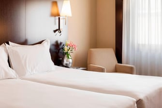 Guest Room hotel AC Zamora