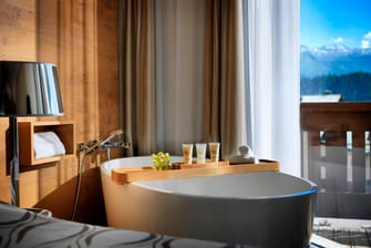 Junior Suite In Room Bathroomtub
