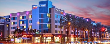 SpringHill Suites at Anaheim Resort Area/Convention Center
