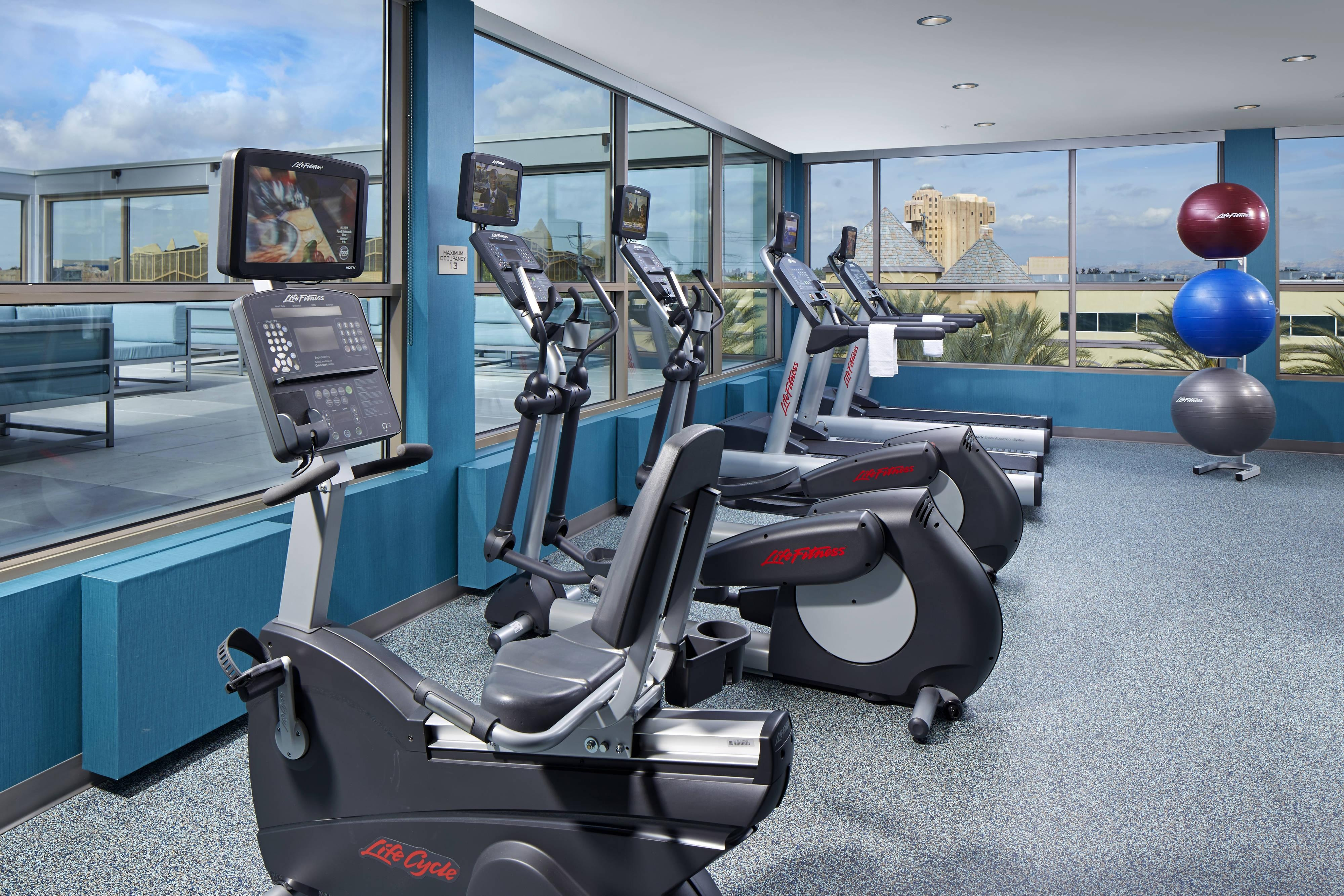 Springhill Suites at Anaheim Resort Fitness Center