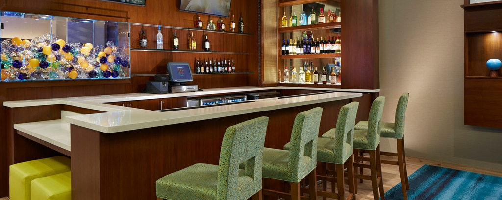 Springhill Suites Lobby Bar