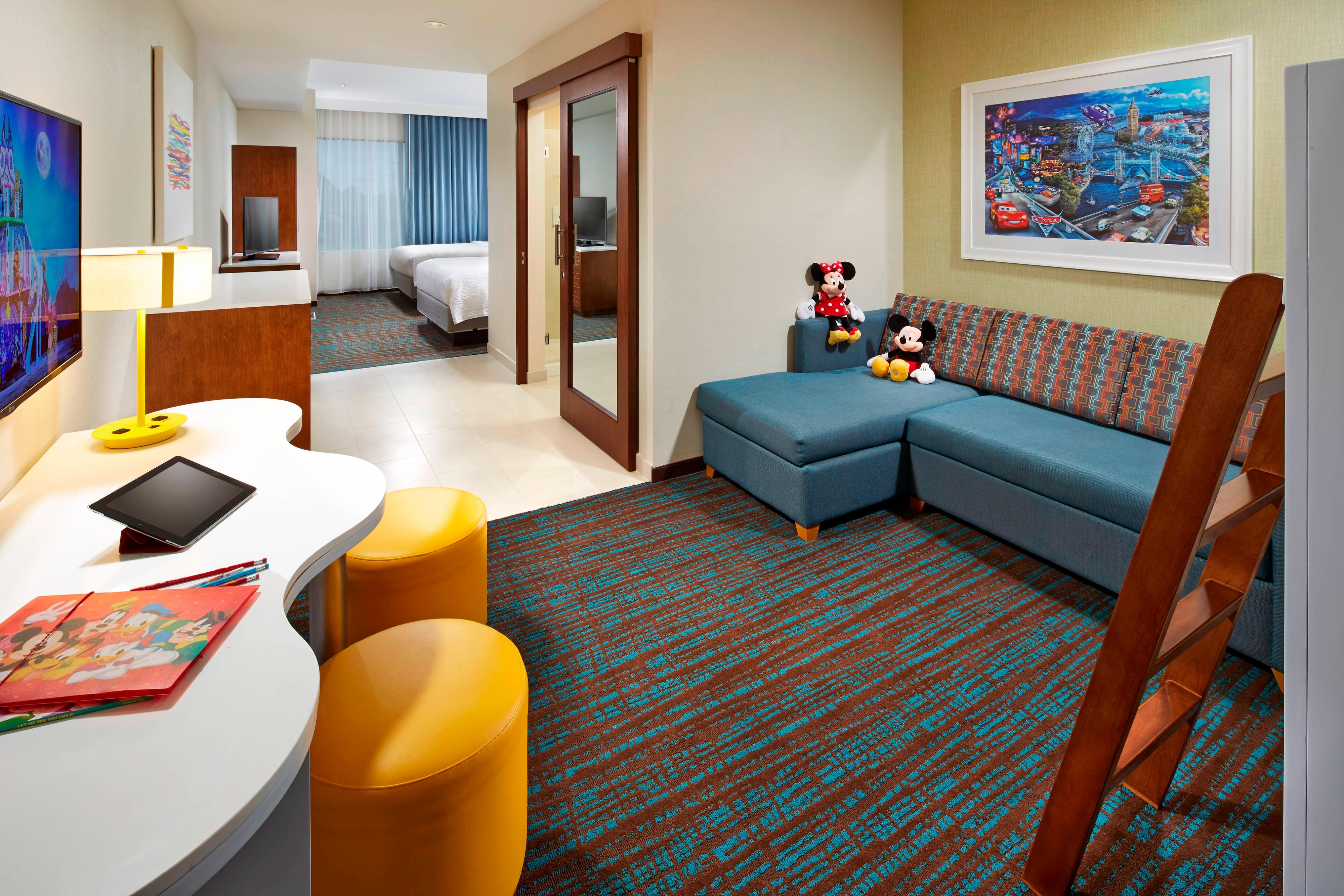 Anaheim Suites Hotels With Bunk Beds