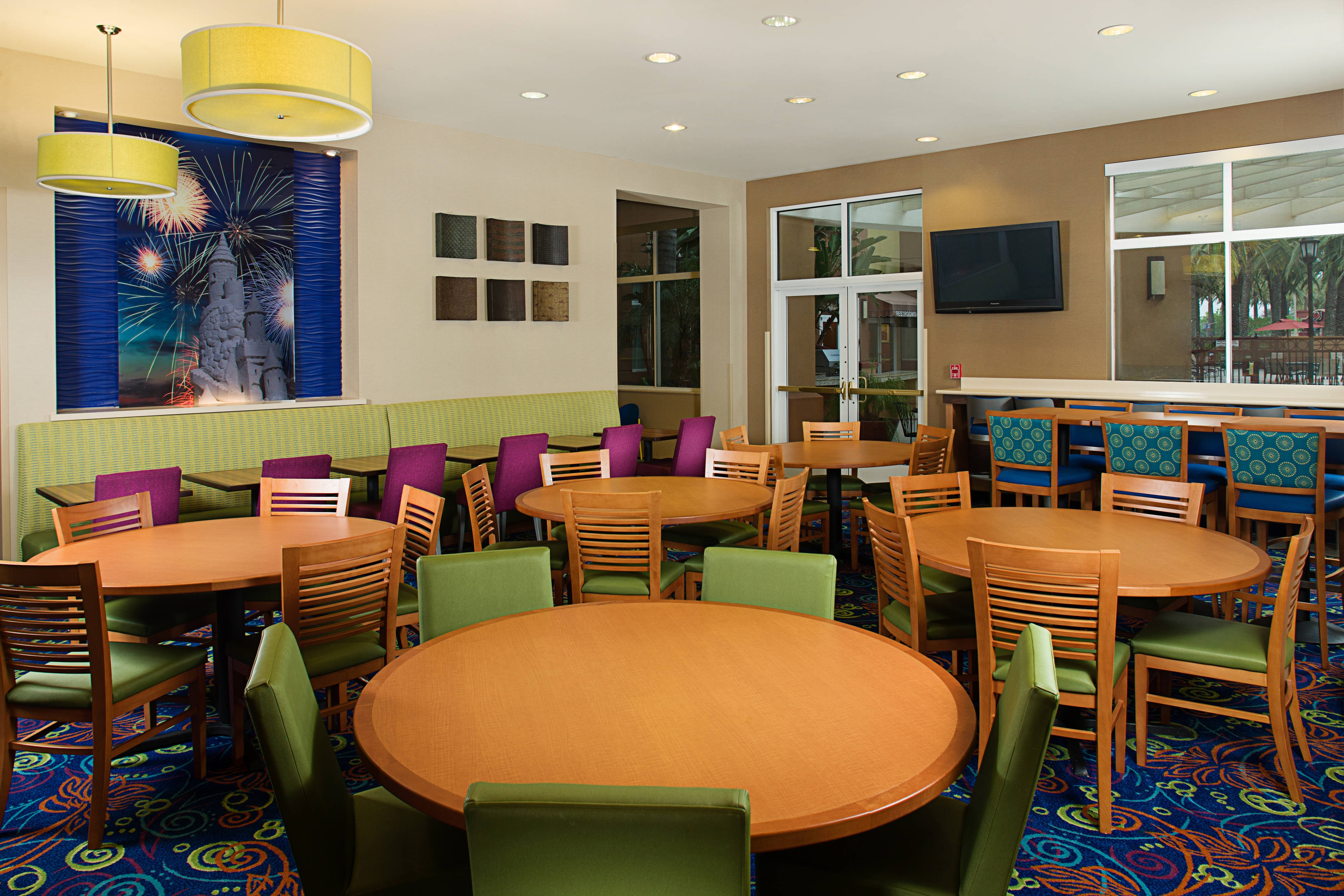 Residence Inn Dining Room