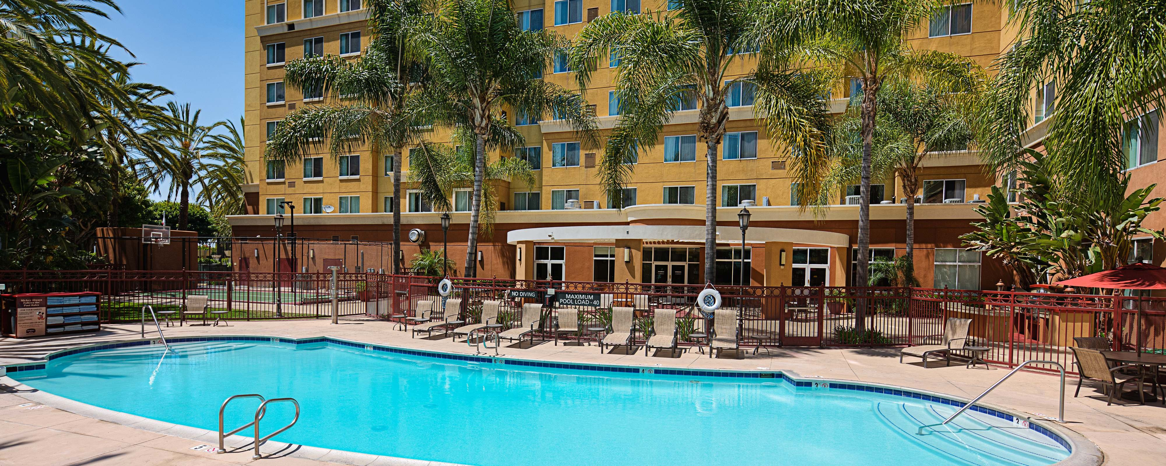 Hotel gym in Garden Grove | Recreation Activities at the Residence ...