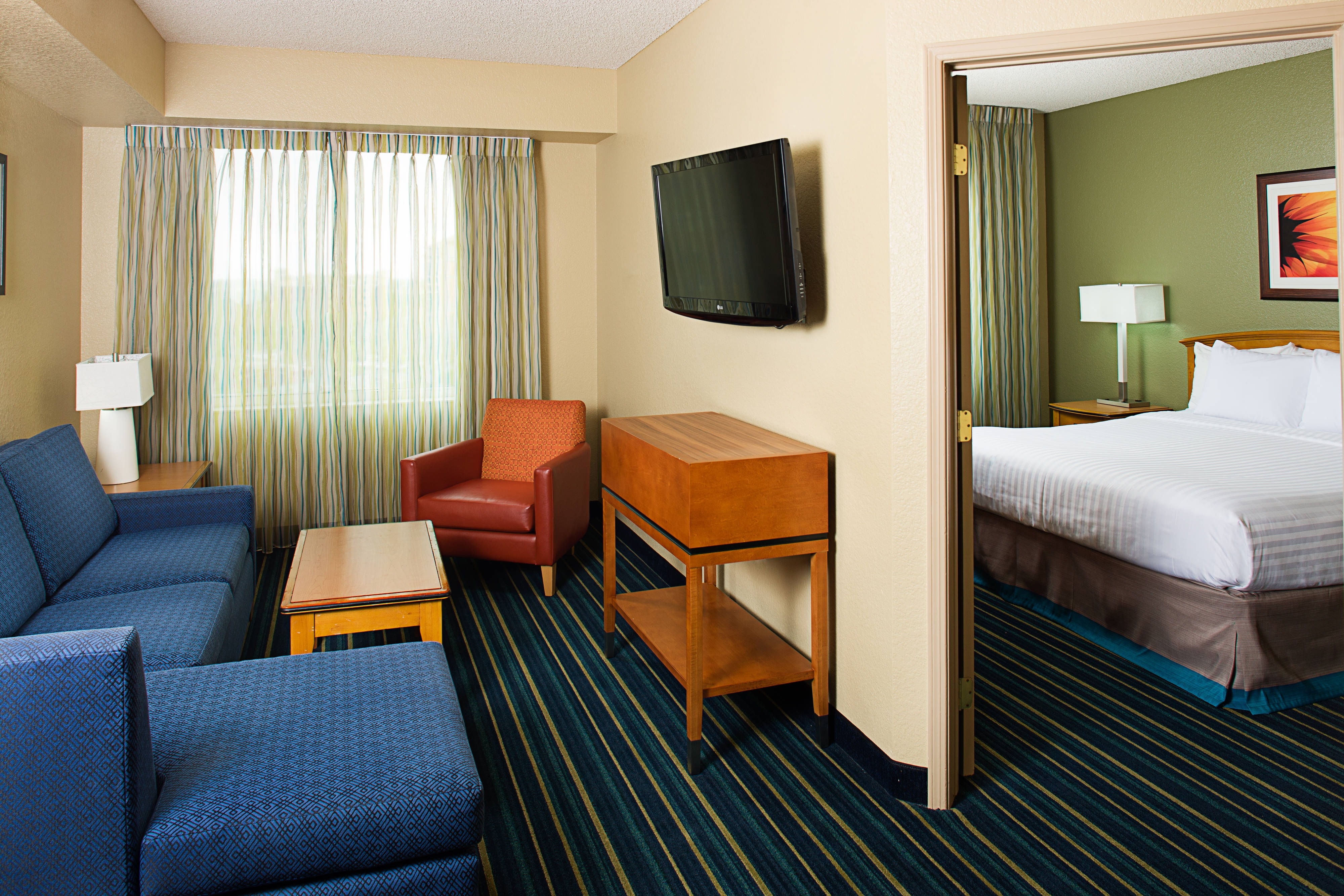 Residence Inn King Suites
