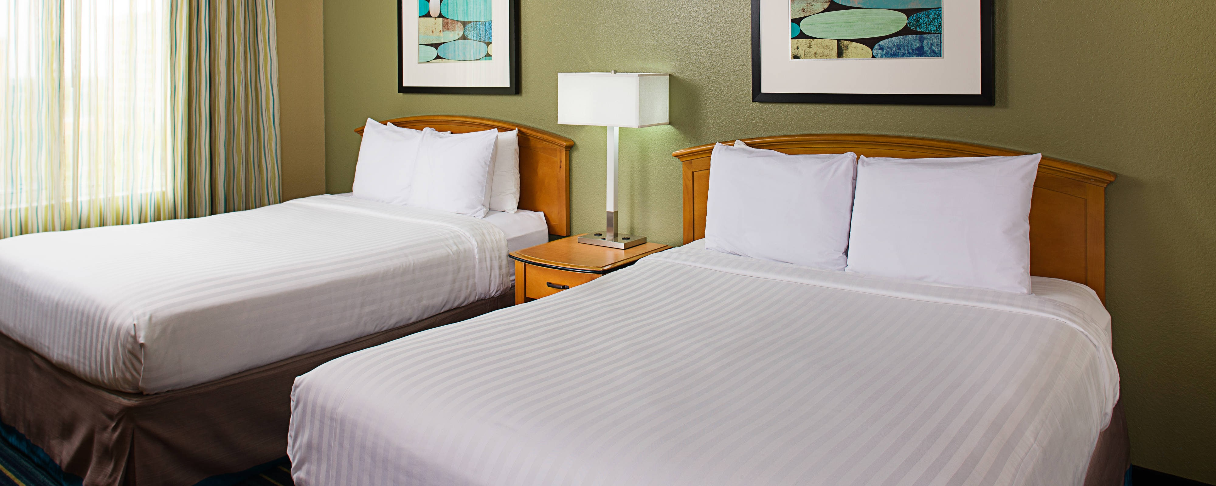 Residence Inn Queen/Queen Suites