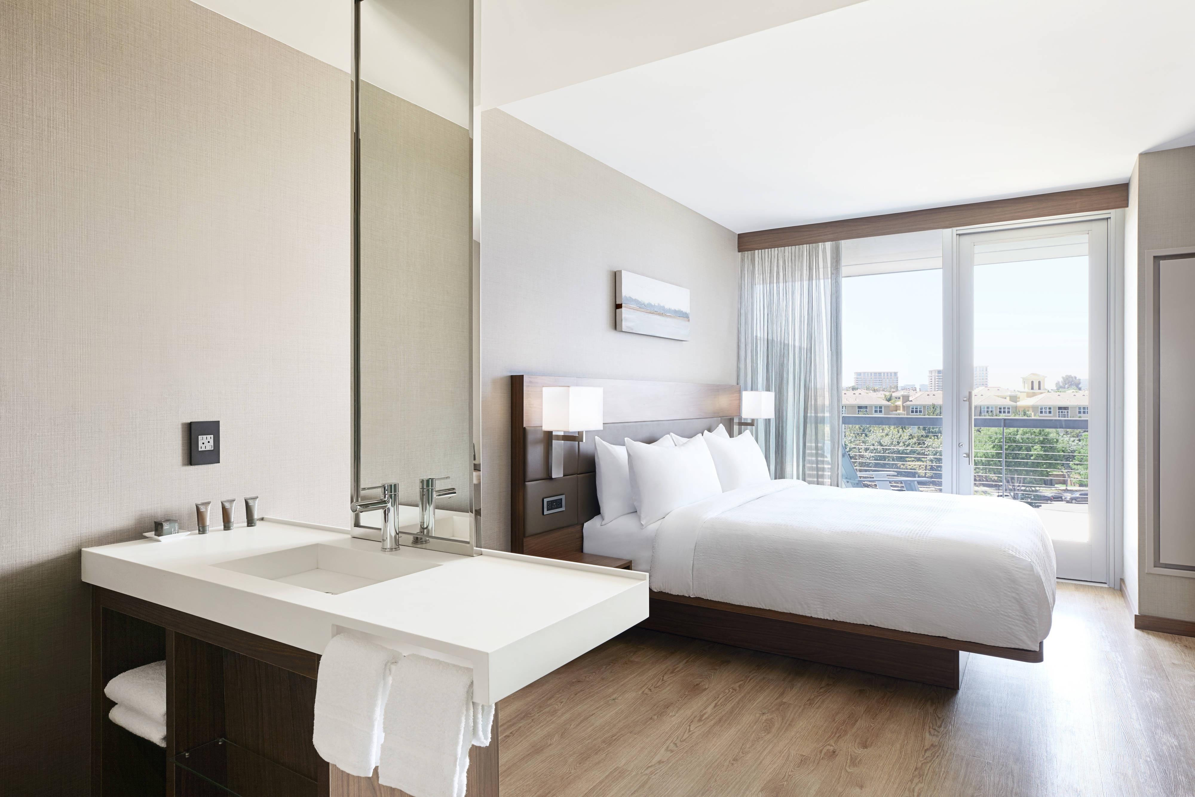 Ac Hotel Irvine Rooms
