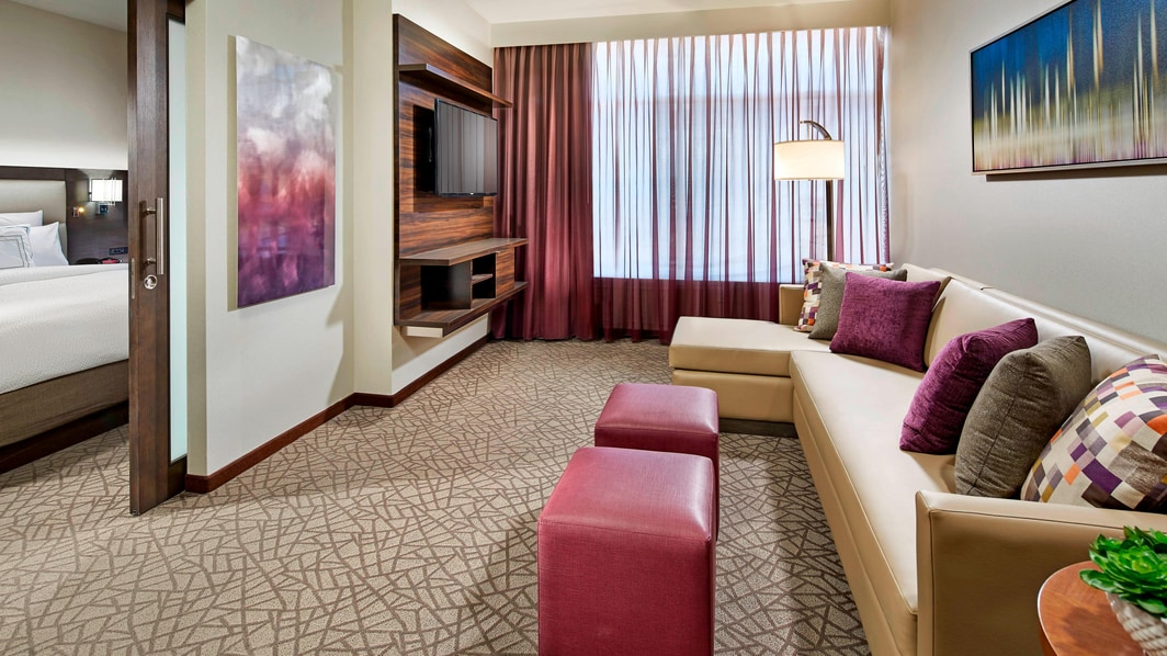 Residence Inn at Anaheim Resort/Convention Center Living Room