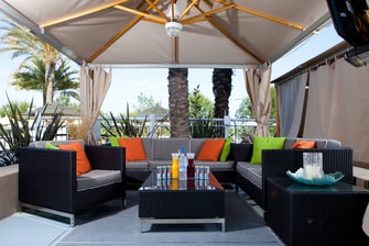 Private Cabanas ClubSport Aliso Viejo Laguna Beach