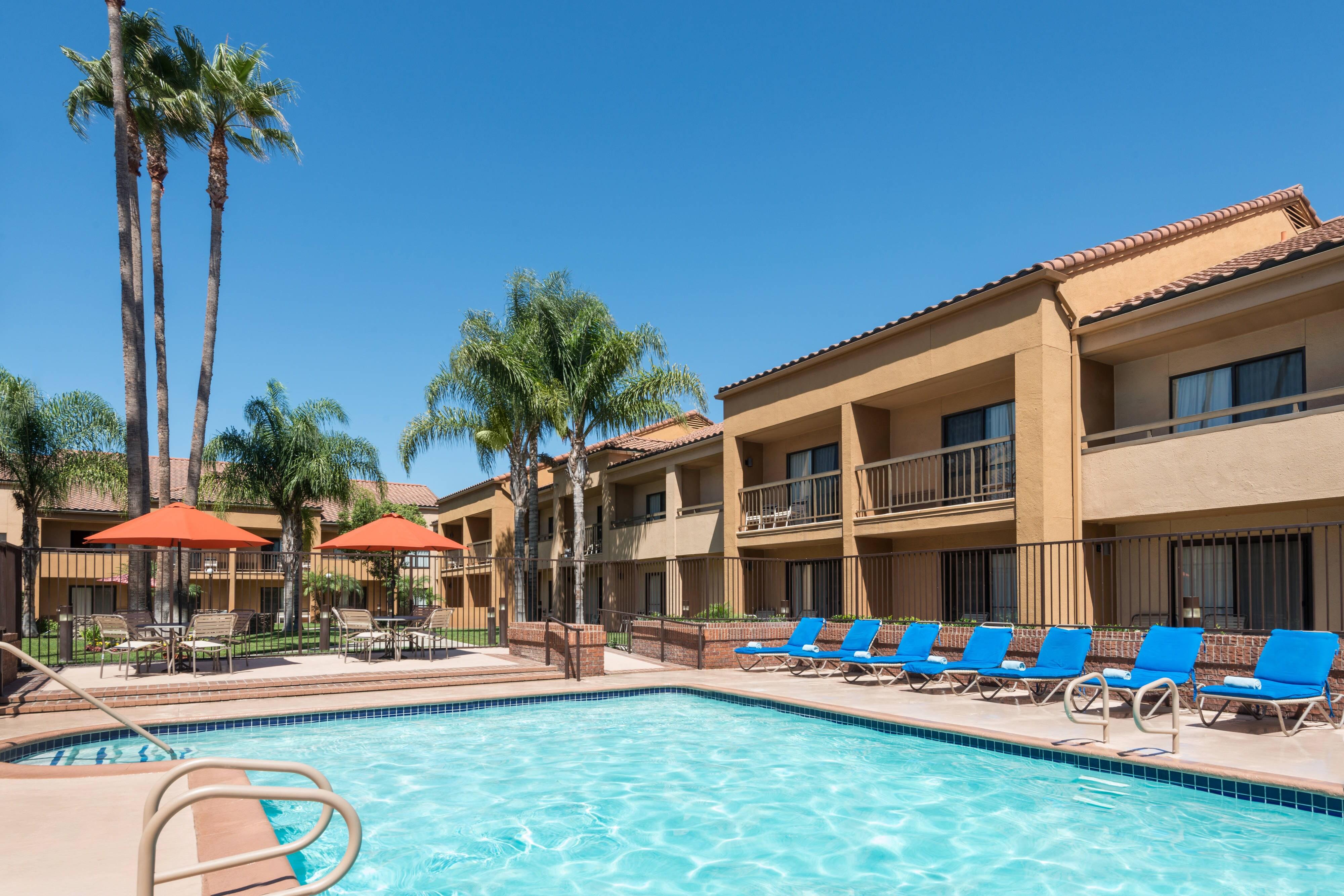 Courtyard Anaheim Buena Park Hotel